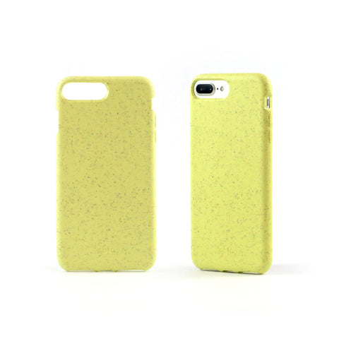 Sunshine Yellow Eco-Friendly iPhone Plus Case