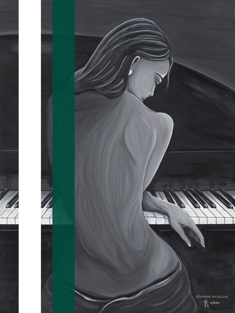 PIANISSIMO - Original Green