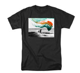 Acrylic Waves Tee