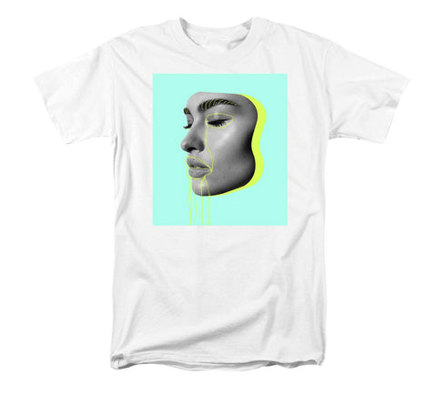 Limerence Teal Tee