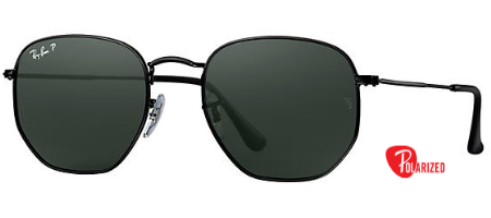 Ray-Ban Hexagonal RB 3548 Sunglasses Brand New In Box