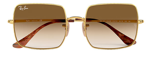 Ray-Ban RB 1971 Classic Square Replacement Pair Of Lenses