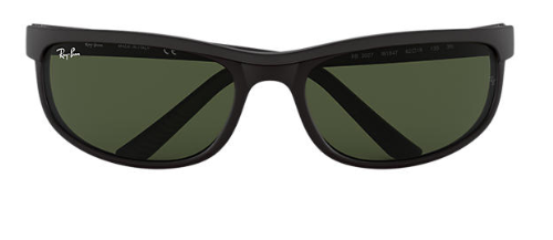 Ray-Ban RB 2027 PREDATOR 2 Replacement Pair Of sides