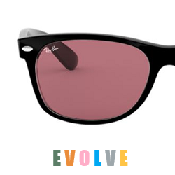 NEW Ray-Ban Evolve New Wayfarer RB 2132 Replacement Photochromatic lenses