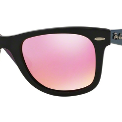 Ray-Ban RB 2140 Wayfarer Replacement Pair Of Non-Polarising lenses