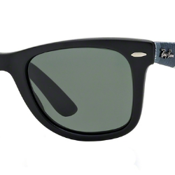 Ray-Ban RB 2140 Wayfarer Replacement Pair Of Polarising lenses