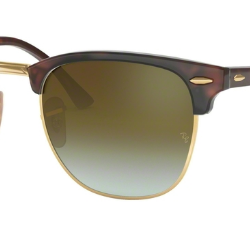Ray-Ban Clubmaster RB 3016 Replacement Pair Of Non-Polarising  Lenses