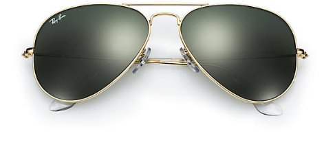 Ray-Ban RB 3026 Replacement Pair Of End Tips