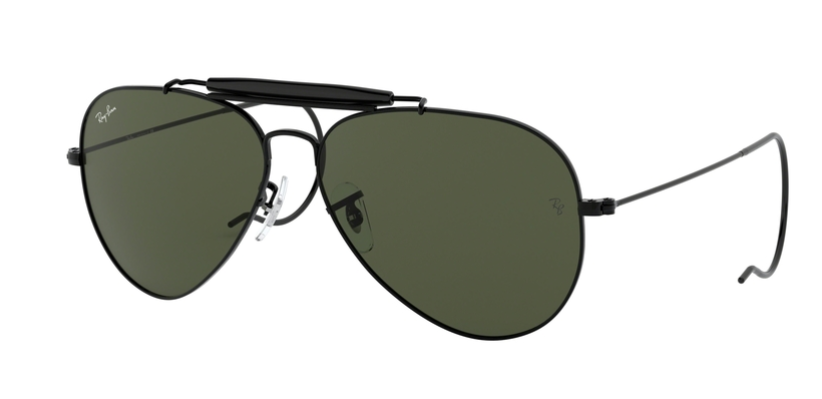 Ray-Ban Aviator Classic Outdoorsman RB 3030 Replacement Pair Of Sides