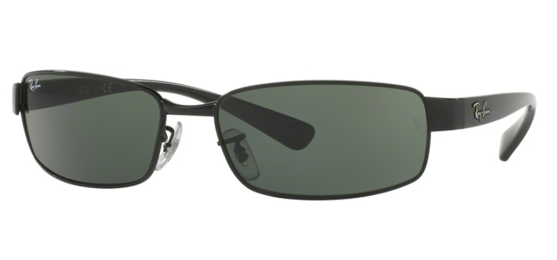 Ray-Ban  RB 3364 Non-Polarising Pair Of Replacement Lenses (Without RayBan Insignia)