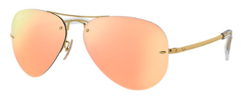 Ray-Ban RB 3449 replacement Pair Of sides