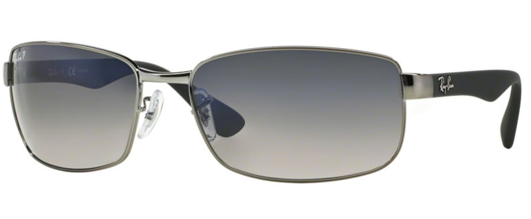 Ray-Ban RB 3478 Replacement Pair Of Polarising Lenses