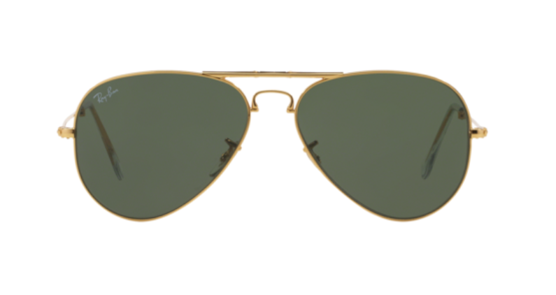 Ray-Ban Folding Aviator RB 3479  Replacement Pair Of Lenses