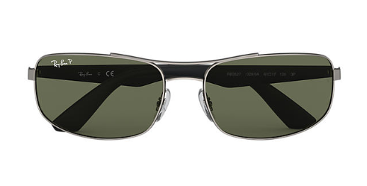 Ray-Ban RB 3527 Replacement Pair Of Non Polarising Lenses
