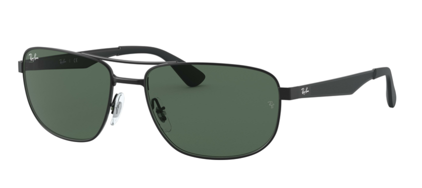 Ray-Ban RB 3528 Replacement Pair Of Non Polarising Lenses