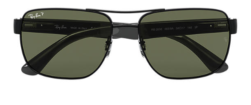 Ray-Ban RB 3530 Replacement Pair Of Non Polarising Lenses