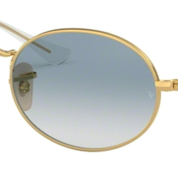 Ray-Ban Oval Flat RB 3547 Replacement Pair Of Non-Polarising lenses
