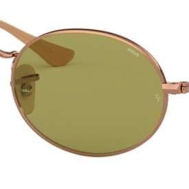 Ray-Ban Evolve Oval Flat RB 3547 Replacement Pair Of Photochromatic lenses