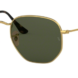 Ray-Ban Hexagonal 3548 Pair Of Replacement Non-Polarising