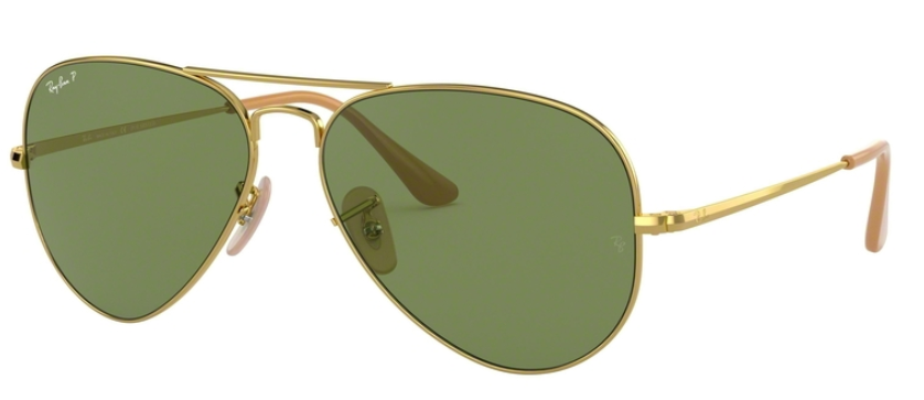 Ray-Ban RB 3689 AVIATOR METAL II Replacement Polarising lenses