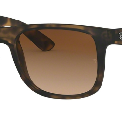 Ray-Ban Justin RB 4165 Pair Of Replacement Pair Of Non-Polarising lenses