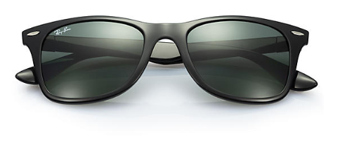 Ray-Ban RB 4195 Wayfarer Liteforce  Replacement Pair Of Sides