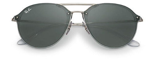 Ray-Ban RB 4292 N  Blaze Double Bar Replacement Pair Of Non Polarising Lenses