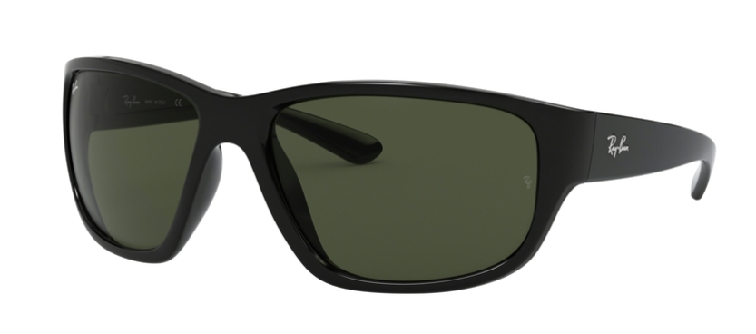 Ray-Ban RB 4300 Replacement Pair Of sides