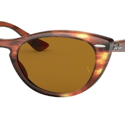 Ray-Ban Nina RB 4314N Pair Of Non-Polarising lenses