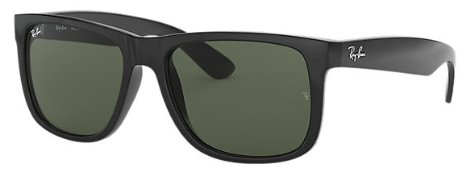 Ray-Ban Classic Justin RB 4165 Sunglasses Brand New In Box