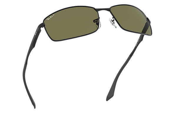 Ray-Ban RB 3498 Sunglasses Replacement Pair Of Non Polarising Lenses