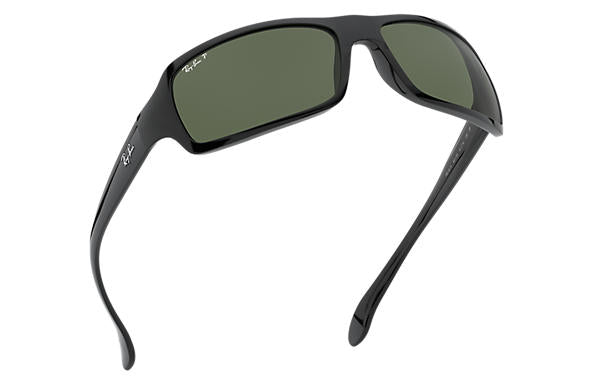 Ray-Ban RB 4075 Sunglasses Replacement Pair Of Sides