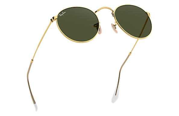 Ray-Ban Round Metal RB 3447 Sunglasses Replacement Pair Of Polarising Lenses S47-50