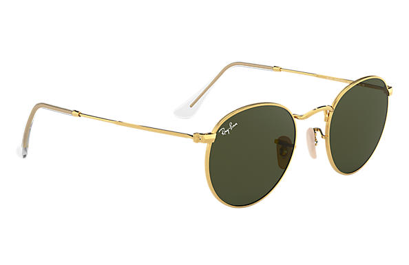 Ray-Ban Round Metal RB 3447 Sunglasses Replacement Pair Of Non Polarising Lenses S47-50
