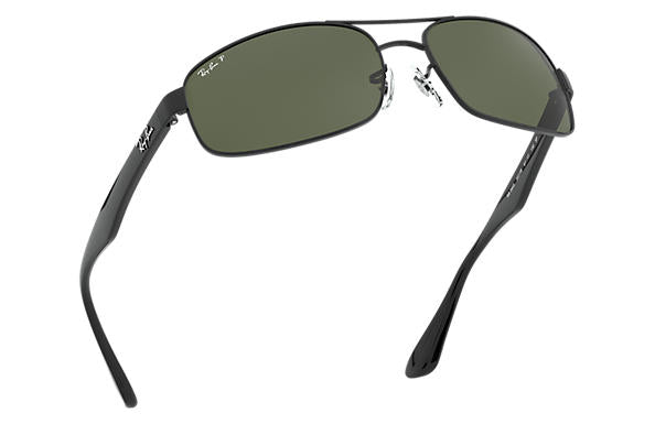 Ray-Ban RB 3445 Sunglasses Replacement Pair Of Sides