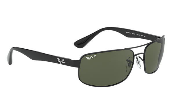 Ray-Ban RB 3445 Sunglasses Replacement Pair Of Non Polarising Lenses