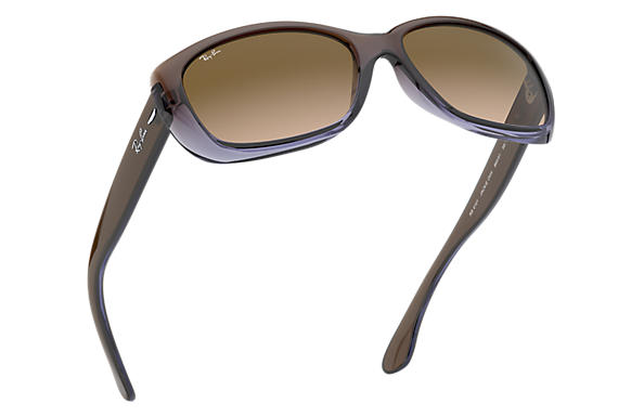 Ray-Ban Jackie Ohh RB 4101 Sunglasses Replacement Pair Of Sides
