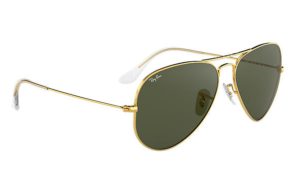 Ray-Ban Aviator Large Metal RB  3025 Sunglasses Replacement Pair Of End Tips S58-62