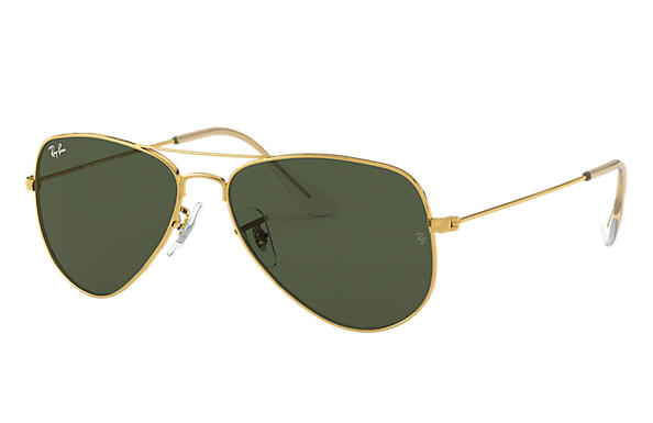 Ray-Ban Aviator Small Metal RB 3044 Sunglasses Replacement Pair Of End Tips