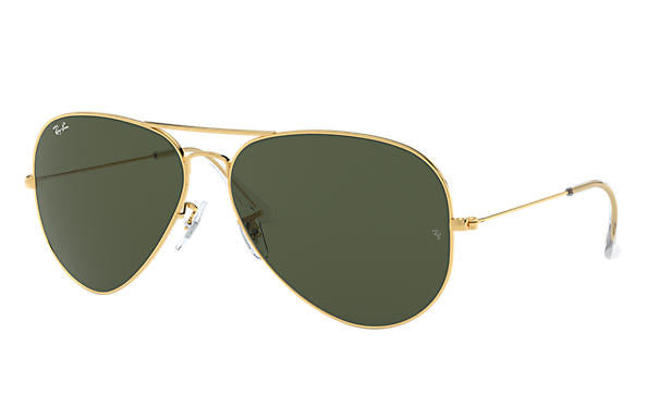 Ray-Ban Aviator Large Metal II RB 3026 Sunglasses Replacement Pair Of Side Screws