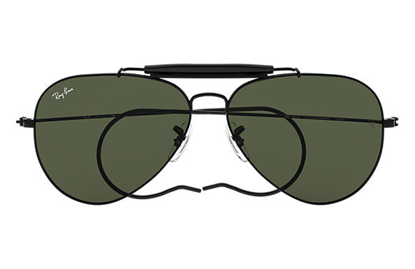 Ray-Ban Outdoorsman I RB 3030 Sunglasses Brand New In Box