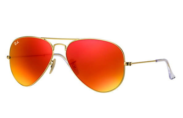 Ray-Ban Aviator Large Metal RB  3025 Sunglasses Replacement Pair Of Non Polarising Lenses S55