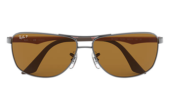 Ray-Ban RB 3506 Sunglasses Replacement Pair Of Sides