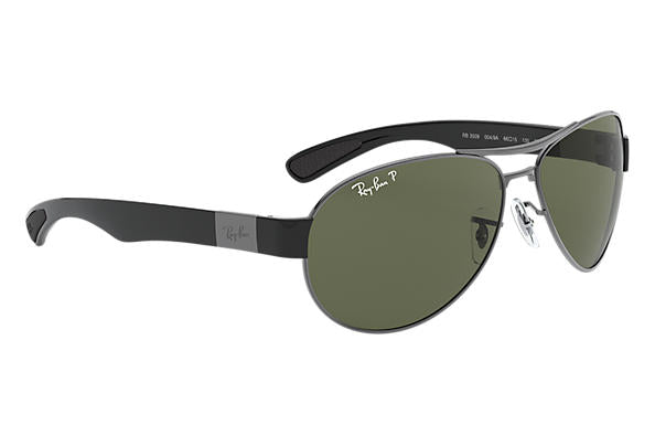Ray-Ban RB 3509 Sunglasses Replacement Pair Of Sides