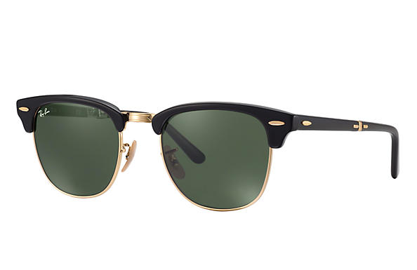Ray-Ban Clubmaster Folding RB 2176 Sunglasses Replacement Pair Of Non Polarising Lenses
