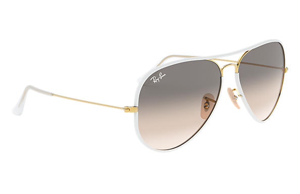Ray-Ban Aviator Full Color RB 3025JM Sunglasses Brand New In Box