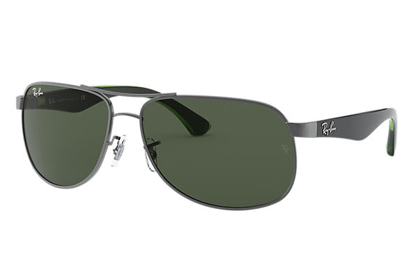 Ray-Ban RB 3502 Sunglasses Replacement Pair Of End Tips