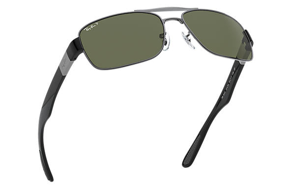 Ray-Ban RB 3522 Sunglasses Replacement Pair Of Sides