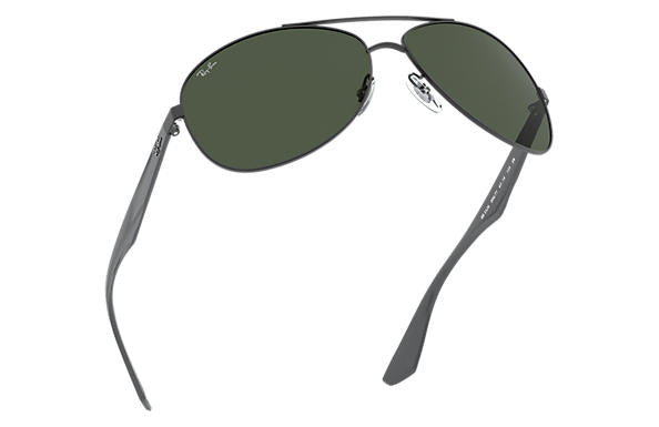 Ray-Ban RB 3526 Sunglasses Replacement Pair Of Sides
