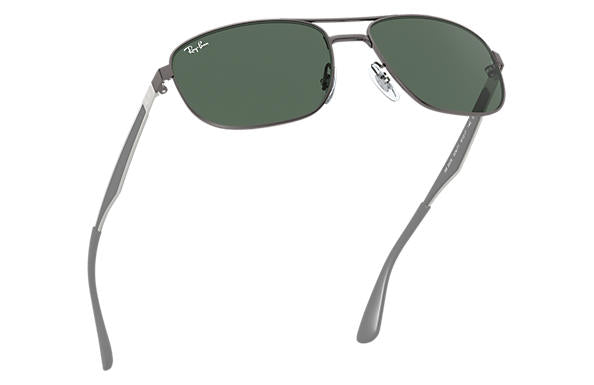 Ray-Ban RB 3528 Sunglasses Replacement Pair Of Non Polarising Lenses